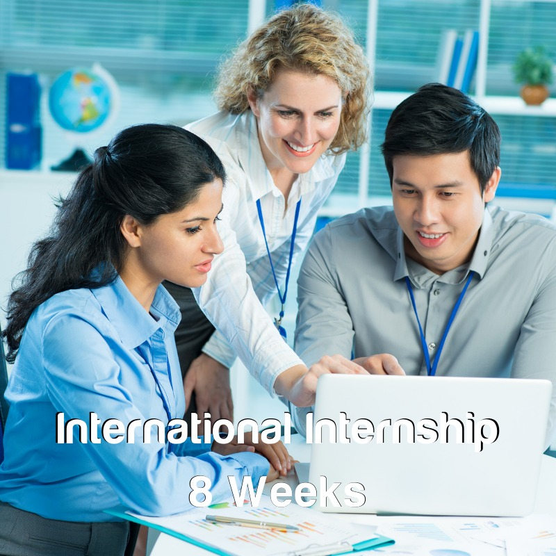 International internship